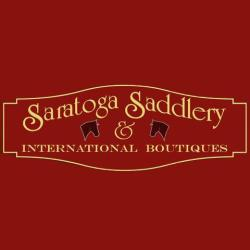 Saratoga Saddlery International Boutique Logo