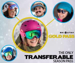 Ski Utah Gold Pass