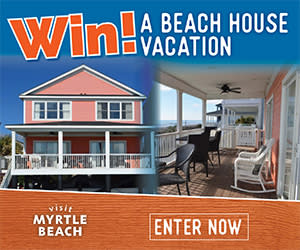 2019 Beach House Giveaway