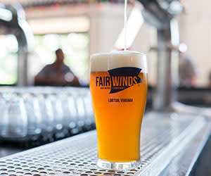 Lorton, VA Brewery - Fair Winds Brewing Company