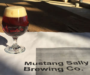 Chantilly, VA Brewery - Mustang Sally Brewing Co.