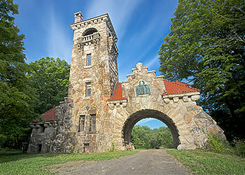 Mohonk PreserveTestimonial Gateway by Michael Neil O'Donnell