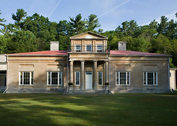 Otsego Co - Hyde Hall - Photo Courtesy of Haunted History Trail of NYS