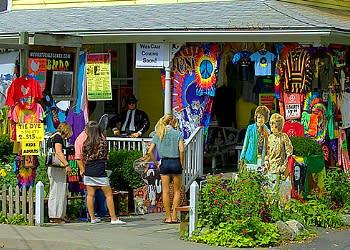 Woodstock storefront in Bethel, NY