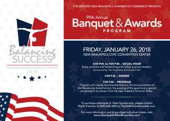 99th Annual Banquet-Invitation