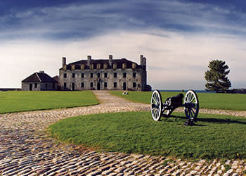 Old Fort Niagara - Photo Courtesy Niagara USA  Tourism & Convention