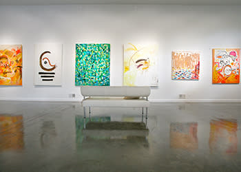DM Weil Gallery Interior - Photo Courtesy of DM Weil Gallery
