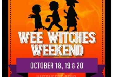 WitchFest 2018 - Wee Witches Weekend
