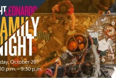 Haunted Family Night at The Leonardo