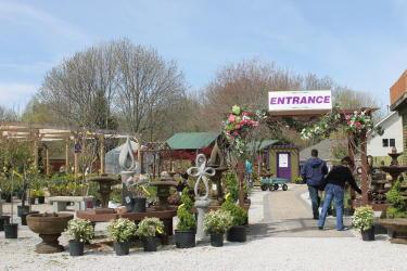 Avon Gardens entrance