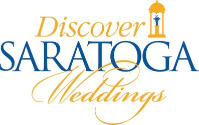 Discover Saratoga Weddings Logo