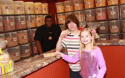 ChicagoLand Popcorn counter