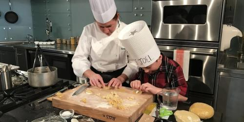 Child and Chef