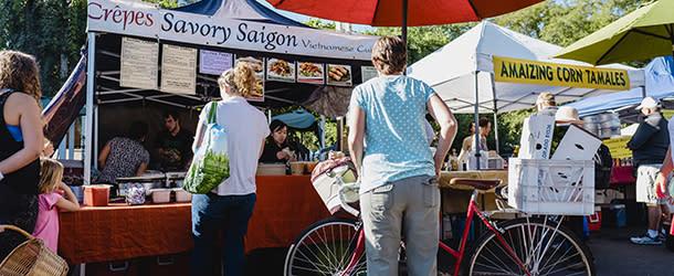 Boulder Farmers' Market Food Vendors