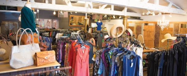 Women's clothing at Common Threads Boulder