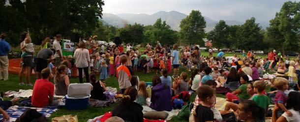 Meadow Music Concert