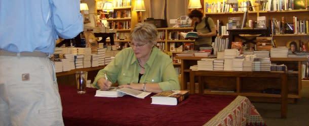 Boulder Bookstore Book Signing