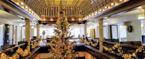 Hotel Boulderado Christmas Tree