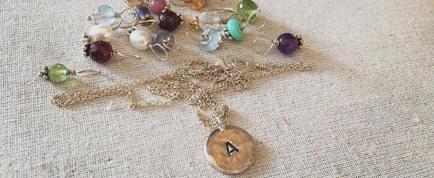 Necklace and Jewels from Angie Star