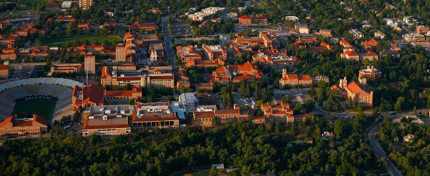 Copy of University of Colorado Boulder