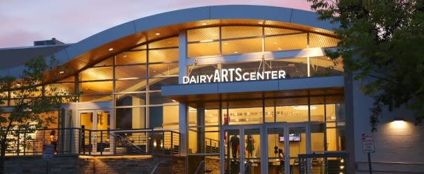 Dairy Arts Center Front Entrance