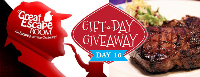 Gift-A-Day Giveaway