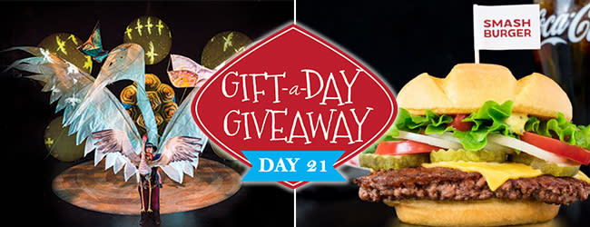 Day 21: Gift-A-Day Giveaway