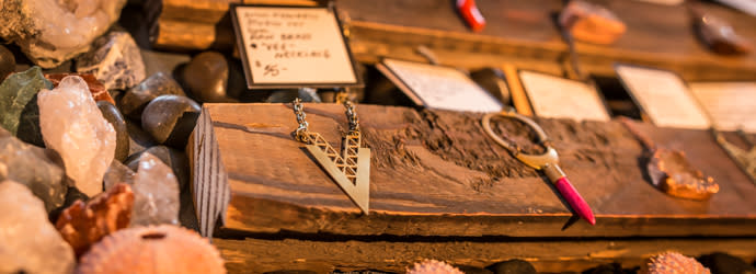 Jewelry at The Millworks Harrisburg