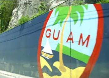 Guam Mural