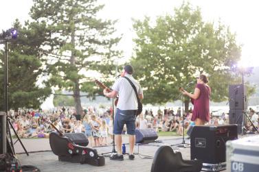 Parks Alive! Concert
