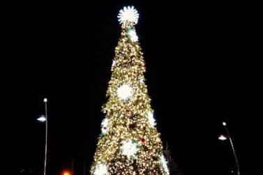 Downtown Kelowna Lightup