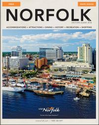 Norfolk Visitor Guide Cover