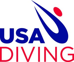 USA Diving logo