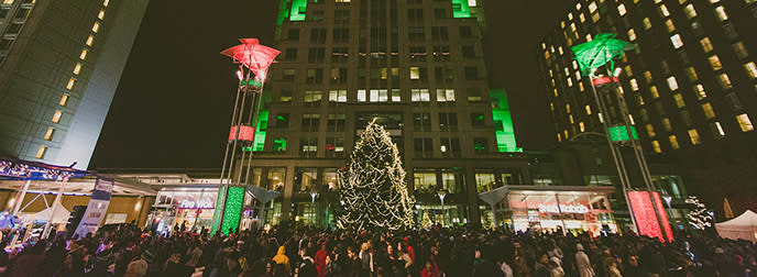 Holiday Traditions, Old and New, in Raleigh, N.C.