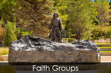 Faith Groups in Utah Valley