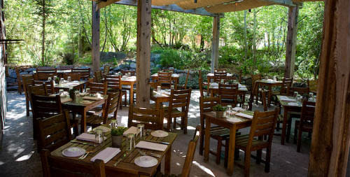 foundry grill outdoors
