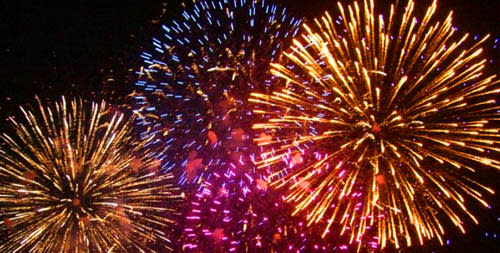 fireworks stadium of fire