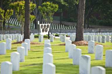 Historic National Cemetery