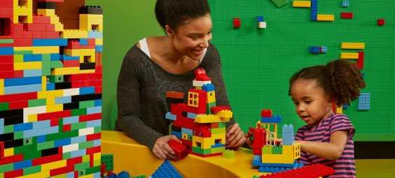 LegoLand Build