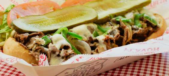 Charley's Philly Steaks - Philly Steak