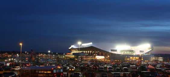 Chiefs Tailgating
