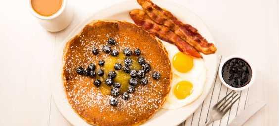 Egg and I Pancakes