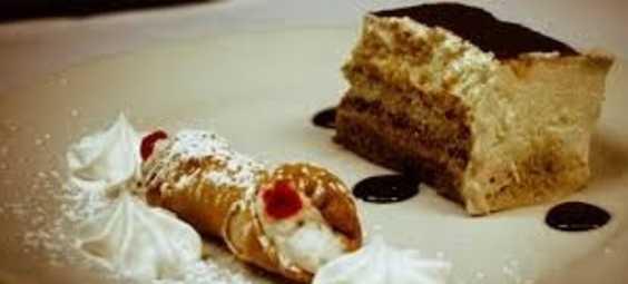 Garozzos Ristorante - Dessert