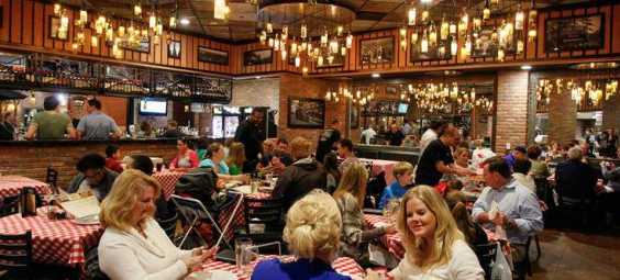 Grimaldi's Dining Room