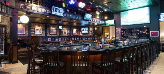 Nick and Jake's Bar