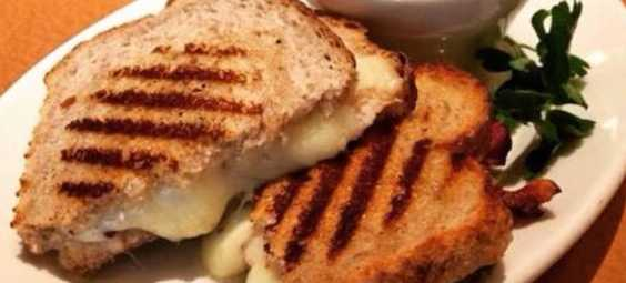 Nordstrom Cafe - Grilled Cheese and Tomato