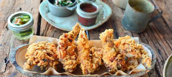 Rye Fried Chicken