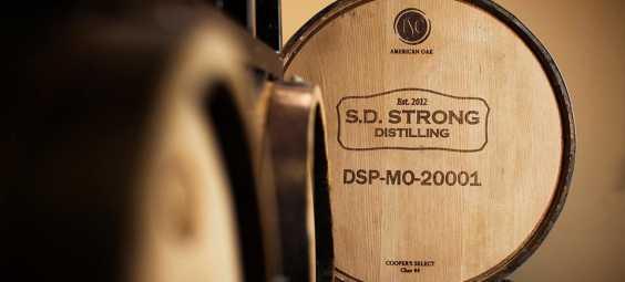 S. D. Strong Distillery