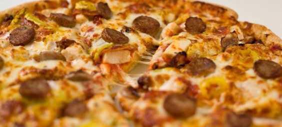 Sarpinos pizza