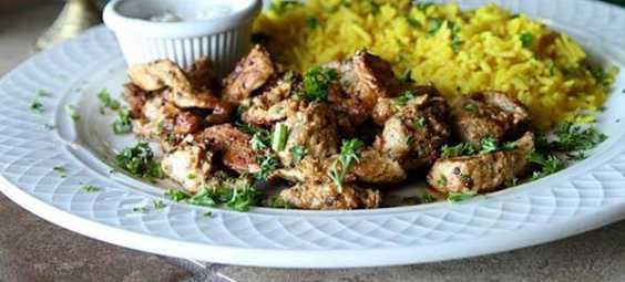 The Basha food